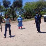 Asistencia a mujeres en el departamento Figueroa