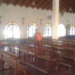 Fumigan templos religiosos y edificios públicos de Clodomira