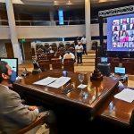 El gobernador Gerardo Zamora brindará de forma virtual su mensaje anual en la Legislatura el 6 de noviembre