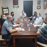 Quimilí solicitó la permanencia de la Policía por 15 días más