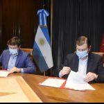 Firmas de convenios marco de cooperación