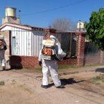 El programa de fumigaciones de la Capital esta semana abarcará numerosos barrios