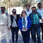 Personal municipal de Clodomira se capacita en seguridad vial integral