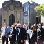 La intendente Fuentes participó de la misa en homenaje a las madres en La Piedad
